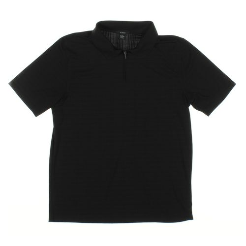 Alfani Short Sleeve Polo Shirt in size L at up to 95% Off - Swap.com