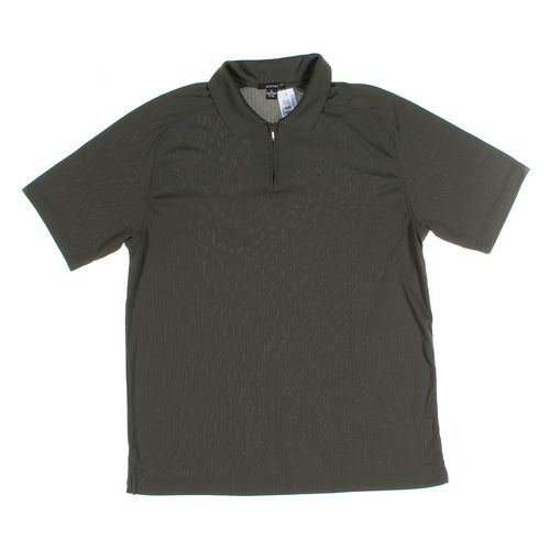 Alfani Short Sleeve Polo Shirt in size XL at up to 95% Off - Swap.com