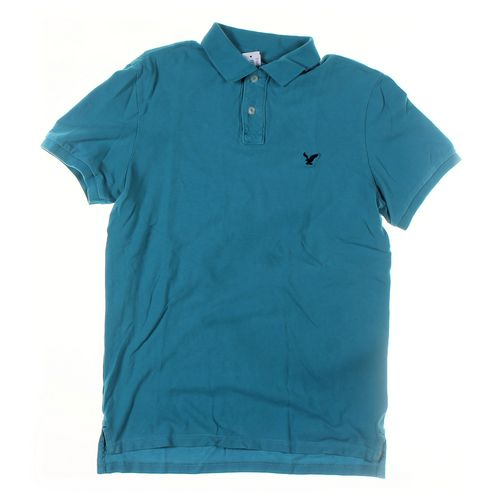 American Eagle Outfitters Short Sleeve Polo Shirt in size M at up to 95% Off - Swap.com