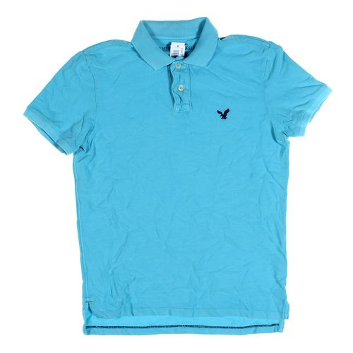 American Eagle Outfitters Short Sleeve Polo Shirt in size S at up to 95% Off - Swap.com