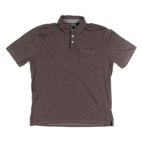 Arrow Short Sleeve Polo Shirt in size L at up to 95% Off - Swap.com