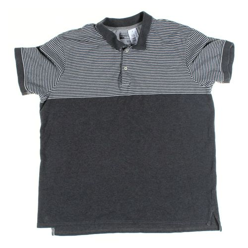 Basic Editions Short Sleeve Polo Shirt in size XL at up to 95% Off - Swap.com