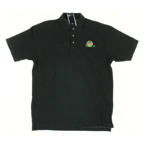 Blue Generation Short Sleeve Polo Shirt in size L at up to 95% Off - Swap.com