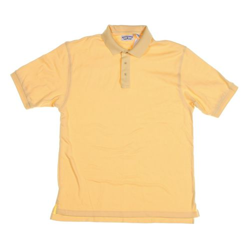 Boca Classics Short Sleeve Polo Shirt in size L at up to 95% Off - Swap.com