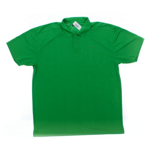 Callaway Short Sleeve Polo Shirt in size 2XL at up to 95% Off - Swap.com