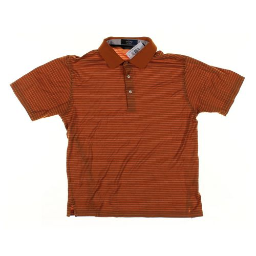 Callaway Golf Collection Short Sleeve Polo Shirt in size L at up to 95% Off - Swap.com