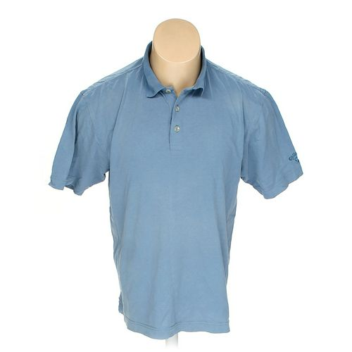 Callaway Short Sleeve Polo Shirt in size M at up to 95% Off - Swap.com