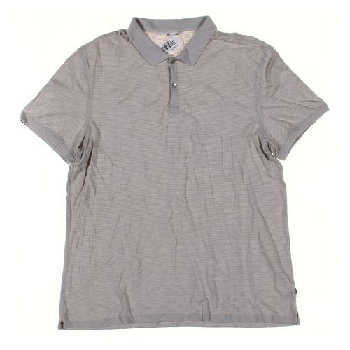 Calvin Klein Short Sleeve Polo Shirt in size XL at up to 95% Off - Swap.com
