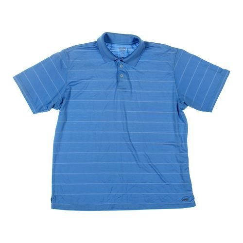 Champion Golf Short Sleeve Polo Shirt in size L at up to 95% Off - Swap.com
