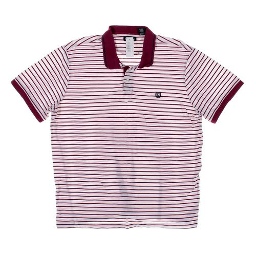 Chaps Short Sleeve Polo Shirt in size XXL at up to 95% Off - Swap.com