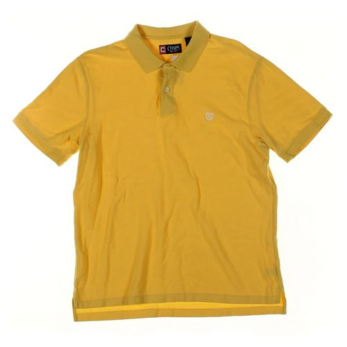 Chaps Short Sleeve Polo Shirt in size L at up to 95% Off - Swap.com