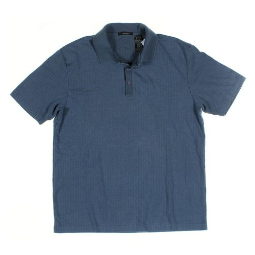 Claiborne Short Sleeve Polo Shirt in size L at up to 95% Off - Swap.com