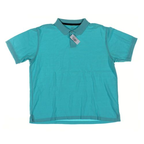 Club Room Short Sleeve Polo Shirt in size XL at up to 95% Off - Swap.com