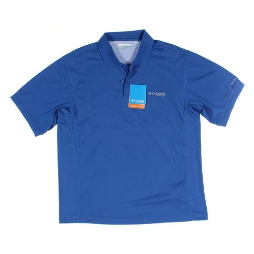 Columbia Sportswear Company Short Sleeve Polo Shirt in size S at up to 95% Off - Swap.com