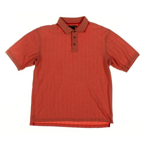 CONCENSUS Short Sleeve Polo Shirt in size L at up to 95% Off - Swap.com