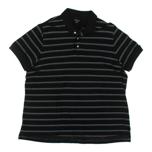 Croft & Barrow Short Sleeve Polo Shirt in size XXL at up to 95% Off - Swap.com