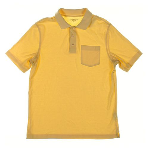 Croft & Barrow Short Sleeve Polo Shirt in size M at up to 95% Off - Swap.com