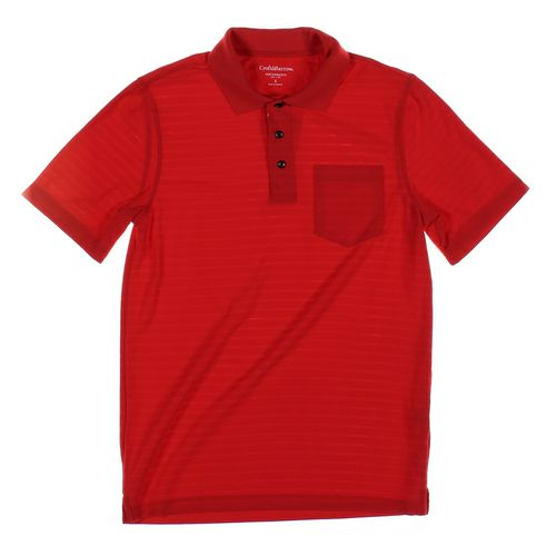 Croft & Barrow Short Sleeve Polo Shirt in size S at up to 95% Off - Swap.com