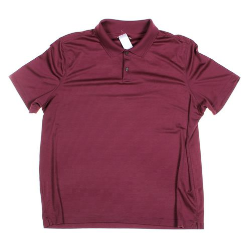 Croft & Barrow Short Sleeve Polo Shirt in size XL at up to 95% Off - Swap.com