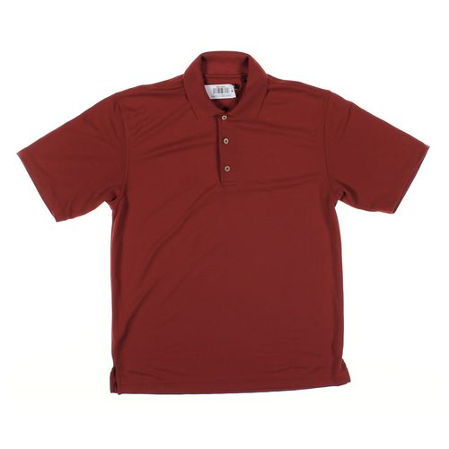 CUBAVERA Short Sleeve Polo Shirt in size M at up to 95% Off - Swap.com