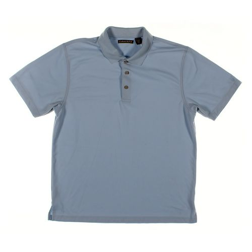 CUBAVERA Short Sleeve Polo Shirt in size XL at up to 95% Off - Swap.com