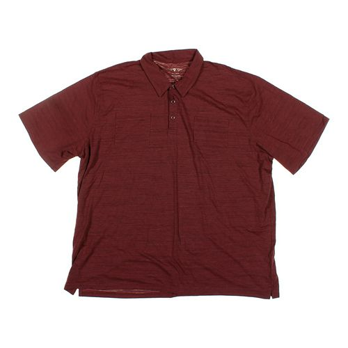 David Taylor Short Sleeve Polo Shirt in size 3XL at up to 95% Off - Swap.com