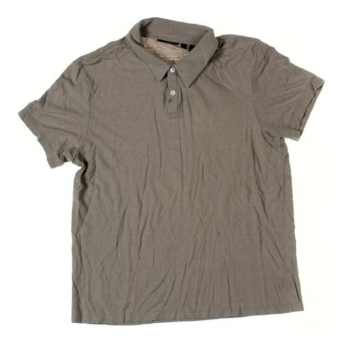 DKNY Short Sleeve Polo Shirt in size L at up to 95% Off - Swap.com