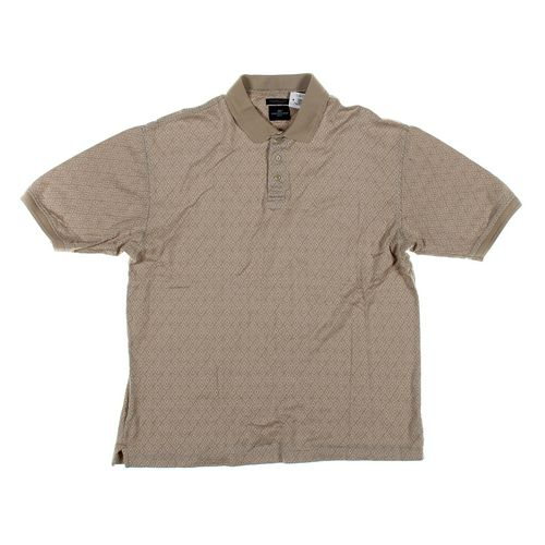 Dockers Short Sleeve Polo Shirt in size L at up to 95% Off - Swap.com