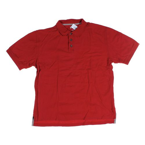 Duluth Trading Co Short Sleeve Polo Shirt in size L at up to 95% Off - Swap.com