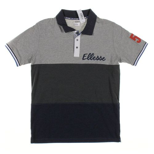 ellesse Short Sleeve Polo Shirt in size L at up to 95% Off - Swap.com