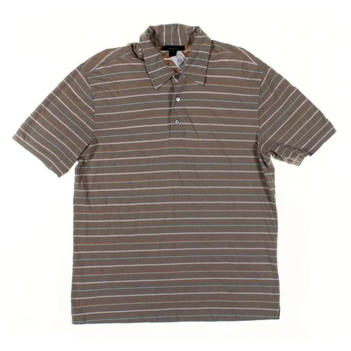 Express Short Sleeve Polo Shirt in size L at up to 95% Off - Swap.com