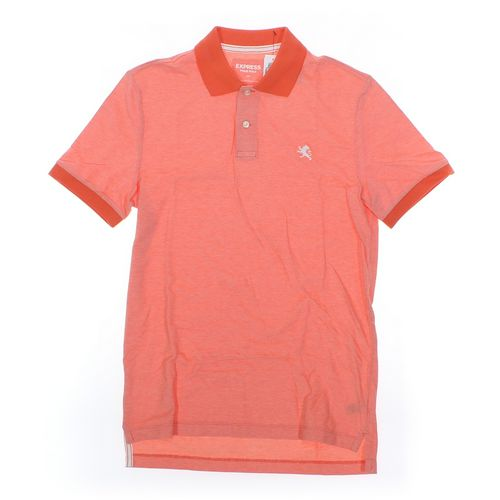 Express Short Sleeve Polo Shirt in size S at up to 95% Off - Swap.com