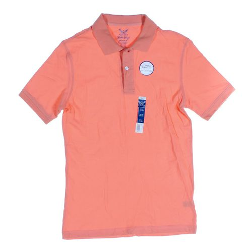 Faded Glory Short Sleeve Polo Shirt in size S at up to 95% Off - Swap.com