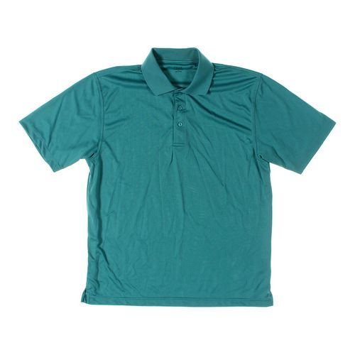 Falls Creek Short Sleeve Polo Shirt in size L at up to 95% Off - Swap.com