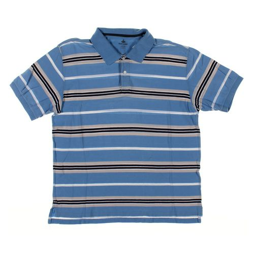 Foot Locker Short Sleeve Polo Shirt in size L at up to 95% Off - Swap.com