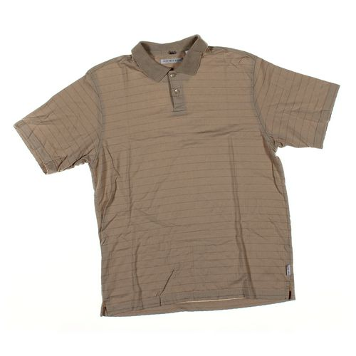 Geoffrey Beene Short Sleeve Polo Shirt in size M at up to 95% Off - Swap.com