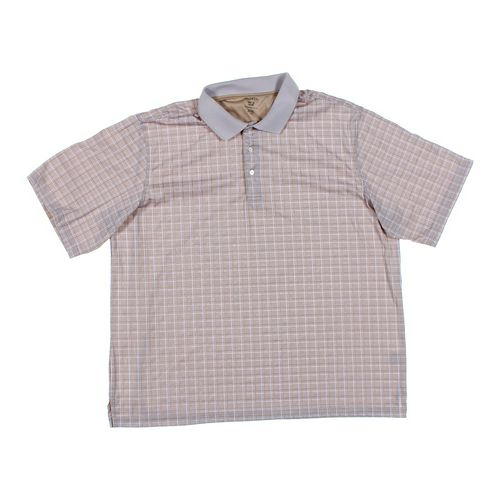 GEORGE Short Sleeve Polo Shirt in size 2XL at up to 95% Off - Swap.com