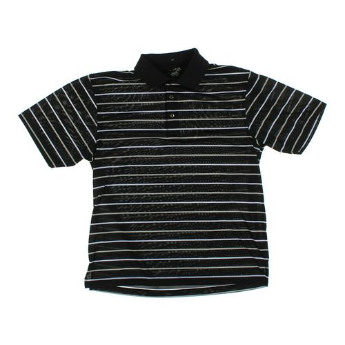 GEORGE Short Sleeve Polo Shirt in size M at up to 95% Off - Swap.com