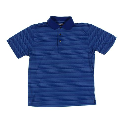 Grand Slam Short Sleeve Polo Shirt in size M at up to 95% Off - Swap.com
