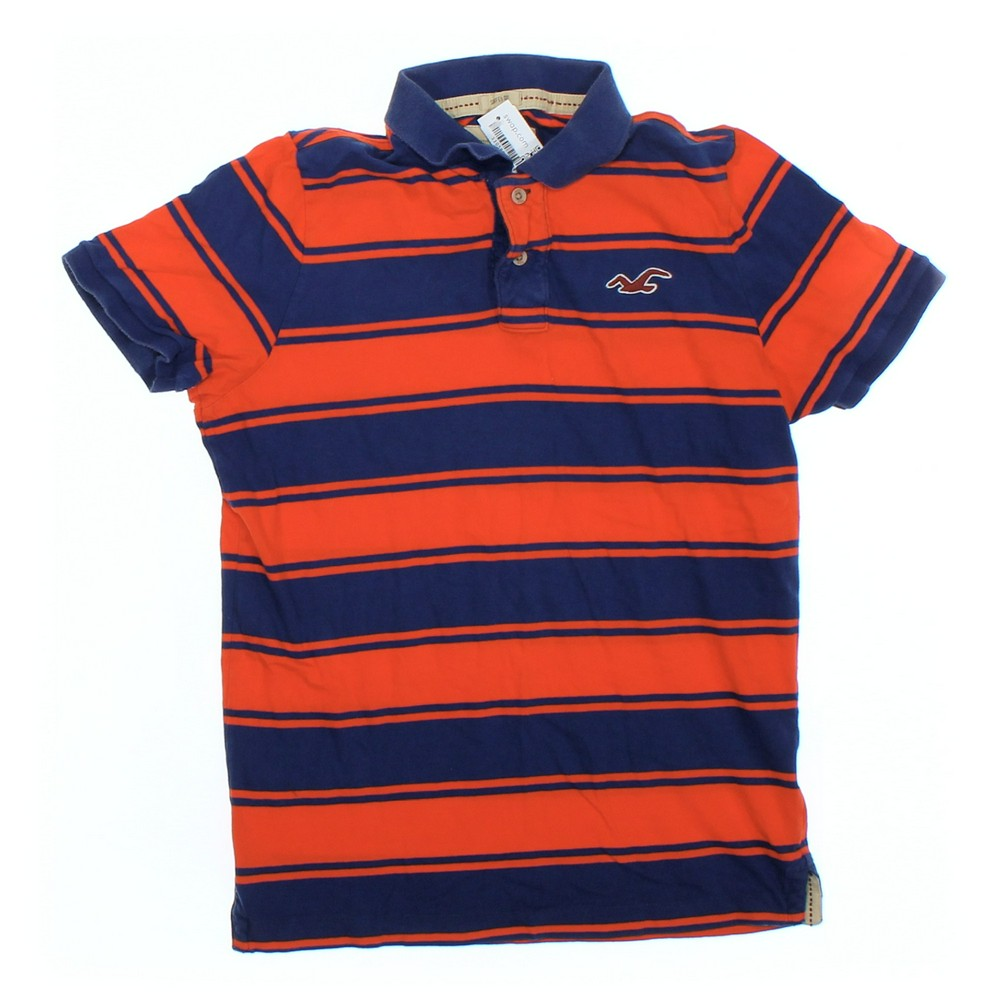f959ba6864 Hollister Short Sleeve Polo Shirt in size L at up to 95% Off - Swap