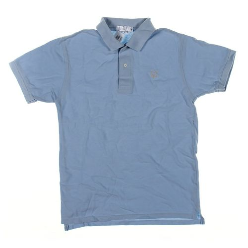 Homegrown Cotton Short Sleeve Polo Shirt in size S at up to 95% Off - Swap.com