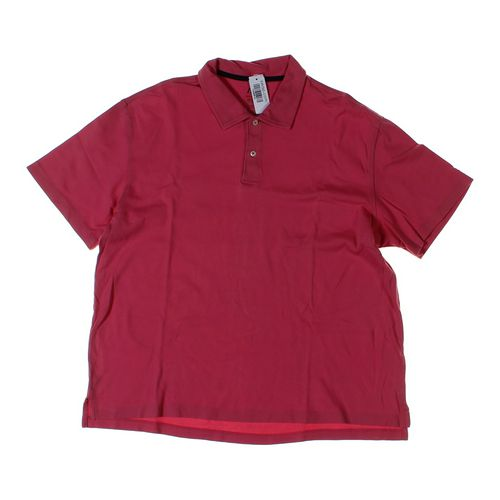 Izod Short Sleeve Polo Shirt in size XXL at up to 95% Off - Swap.com
