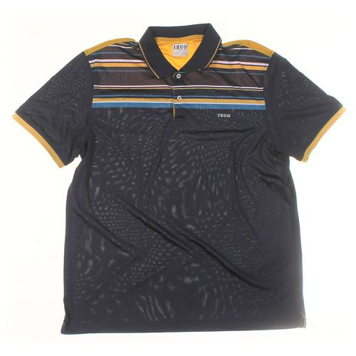 Izod Golf Short Sleeve Polo Shirt in size XL at up to 95% Off - Swap.com