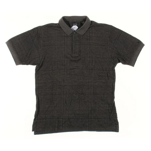 Izod Short Sleeve Polo Shirt in size M at up to 95% Off - Swap.com
