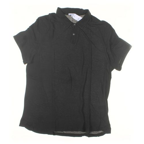 James Perse Short Sleeve Polo Shirt in size XL at up to 95% Off - Swap.com