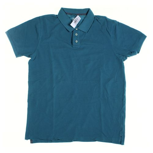 JCP Short Sleeve Polo Shirt in size L at up to 95% Off - Swap.com
