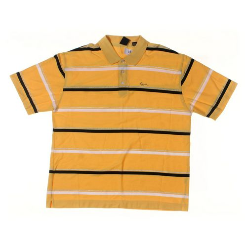 Kani Gold Short Sleeve Polo Shirt in size 3XL at up to 95% Off - Swap.com