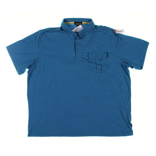 Lands' End Short Sleeve Polo Shirt in size XXL at up to 95% Off - Swap.com