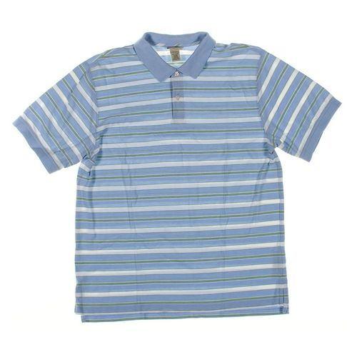 L.L.Bean Short Sleeve Polo Shirt in size L at up to 95% Off - Swap.com