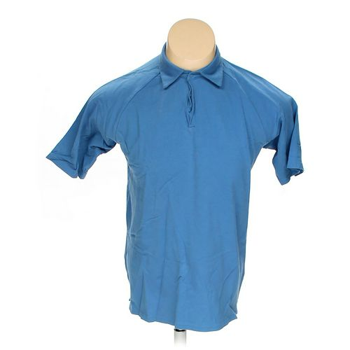 Massimo Short Sleeve Polo Shirt in size M at up to 95% Off - Swap.com